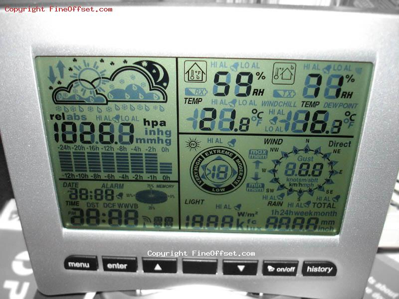 Wh3081 Weather Station Review Wh3080 Ws3081 Solar